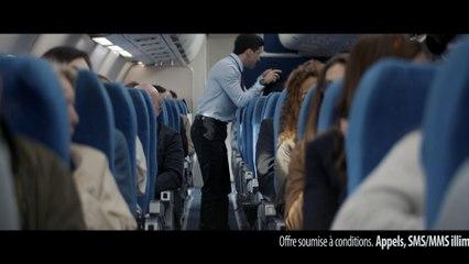 """Free Mobile - """"L'Avion"""" (Publicité TV, 2016)"""