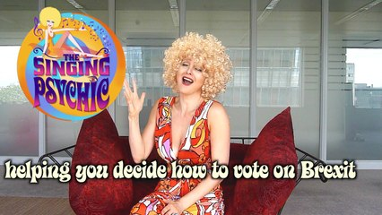 EP 18 The Polls 'I am woman, hear me roar' Songs of Brexit by The Singing Psychic