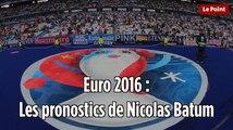 Euro 2016 : les pronostics de Nicolas Batum