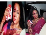 Hema Malini Injured In An Accident | One Die | Three Injured