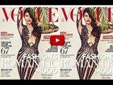 Jacqueline Fernandez H0t Pic On Vogue Magazine Cover
