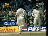 Sachin Tendulkar vs SHANE WARNE-first time in India Sachin faces Warne in test cricket