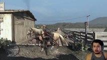 Red Dead Redemption Gameplay Walkthrough Part 12 - (Road To Red Dead Redemption 2)