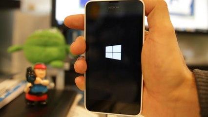 Cómo actualizar tu móvil a la última versión Windows Mobile 10 disponible