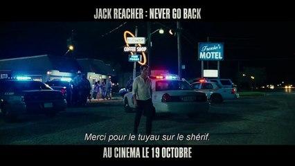 Jack Reacher : Never go back - Bande-annonce