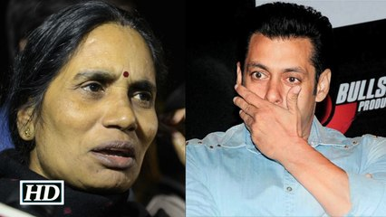 Watch Nirbhayas Mother reacts on Salmans Rape statement