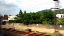三義→銅鑼 282次普悠瑪號 窗景【車窓】On Board Puyuma Limited Express #282:Sanyi→Tongluo, 2014.05.25)