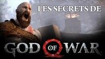 God of War PS4 : découvrez les secrets cachés de la vidéo