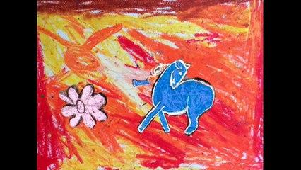 """""""La classe, l'oeuvre !"""" Spectacle réalisé au musée national Marc Chagall"""