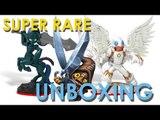 Knight Light, Knight Mare and Short Cut Skylanders Unboxing Super RARE Trap Masters Trap Team