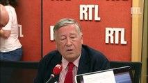 """Loi Travail : """"On a l'impression que cette loi est maudite"""", estime Alain Duhamel"""