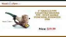 """5"""" Tobacco Pipe Collectible Smoking Pipe"""