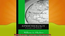 READ book  Epidemiology Concepts and Methods  FREE BOOOK ONLINE