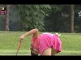 女子プロゴルファ-・セクシーパンチラ画像集