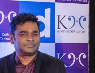 A.R. Rahman and KM Music Conservatory Present Sound Unbound: Red Carpet Shots