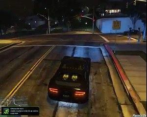 Grand Theft Auto V / GTA V Lüks Bugatti Veyron 20 C4 Bomba ile Patlatma