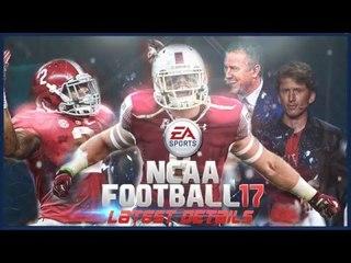 EA Sports NCAA Football 17 Latest Details!