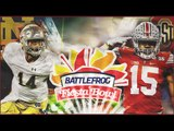 #8 Notre Dame  vs  #7 Ohio State | 2015 Fiesta Bowl  | NCAA Football 16
