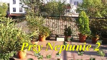 """Ustka Pokoje gościnne """"Przy Neptunie 2"""" - ogród"""