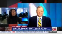 TOM CLANCY DeEAD TOM CLANCY  dies in Baltimore age 66 Author Tom Clancy's Splinter Cell 1947 2013