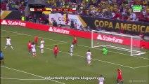 Charles Aranguiz Goal Colombia 0 - 1 Chile - Copa America Centenario (22.06.2016) HD