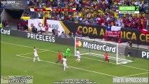 Jose Fuenzalida Goal Colombia 0 - 2 Chile - Copa America Centenario (22.06.2016) HD