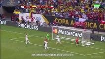 Jose Fuenzalida Goal HD - Colombia 0-2 Chile | Copa America Centenario | 22.06.2016 HD
