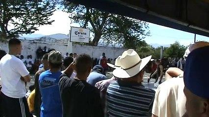 Saus de Magaña - Dec 25 2009 torne de basketball - Zamora Michoacan Mexico