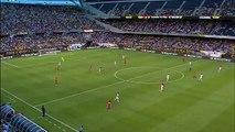 Copa America 2016: Semifinal - Chile 2 - 0 Colombia  gol de Fuenzalida (22.06.2016)
