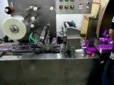 Máy bọc màng bao cao su, máy bọc màng cho bộ bài/ bao thuốc lá tự động, máy bọc màng trong suốt BOPP