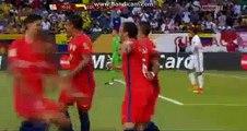 Jose Fuenzalida Goal HD - Colombia 0-2 Chile - Copa America Centenario - 22.06.2016 HD