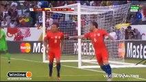 Colombia vs Chile 0-2 Gol de Fuenzalida Copa America 2016 Centenario