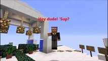 New Unfinished 1.8.7 Server! STAFF WILL BE NEEDED! | Minecraft (skit-like thing)