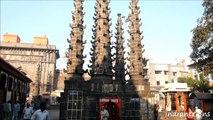 travel india@ mahalakshmi mata temple kolhapur city _ tourist places in india