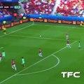 Cristiano Ronaldo Just Scored A Sensational Backheel Goal Against Hungary