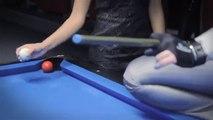 Venom Trickshots II- Episode III- Sexy Pool Trick Shots in Germany