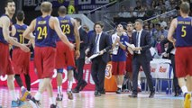 FCB Basket: Pascual, Abrines i Ribas post partit Madrid-FCB Lassa