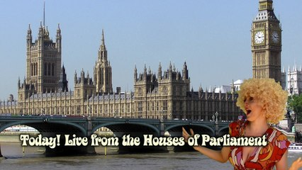 Periscope/Twitter @singpsychic Midday today! Houses of Parliament live stream video Intro