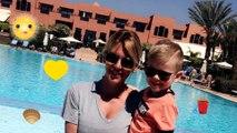 Amélie Neten et son fils en vacances en Thaïlande : Hugo a bien grandi
