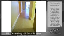 5221 Geneva Way 307, Doral, FL 33166