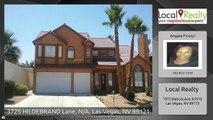 3725 HILDEBRAND Lane, N/A, Las Vegas, NV 89121