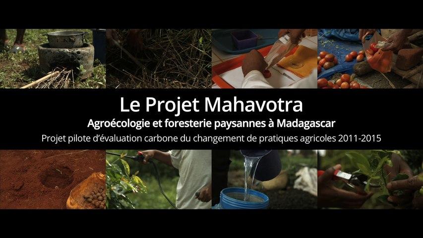 Foresterie et agroécologie paysanne - Madagascar (2016)