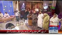 Fake People Doing Drama in front of Camera on Amjad Sabri's Death - you Decide who real and fake