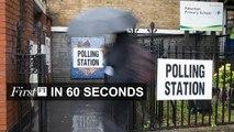 FirstFT - UK referendum voting begins, US Democrats' sit-in protest