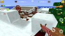 [Cops N Robbers (FPS)] Cops and robbers glitch to go n house on Christmas Town