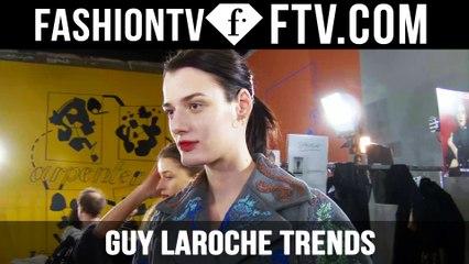 Paris Fashion Week F/W 16-17 - Guy Laroche Trends   FTV.com