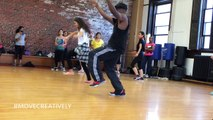 Move Creatively! With Carl Alleyne at Boston Mobile Dance Studio.! Episode 7