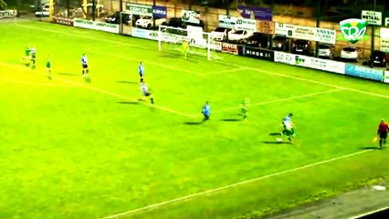 Amazing Bicycle Kick Goal by 19-Year-Old!