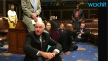 House Dems Continue Sit-In For Gun Control
