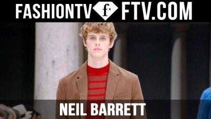 Milan Men Fashion Week Spring/Summer 2017 - Neil Barrett   FTV.com